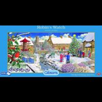 thumb-Robin's Watch - puzzle de 636 pièces-1