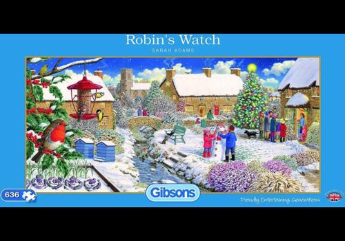 Robin's Watch - 636 pièces