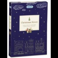 thumb-Christmas Street - Adventskalender - 12 x 80 stukjes-2