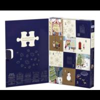 thumb-Rue de Noël - Calendrier de l'Avent - 12 x 80 pièces-1
