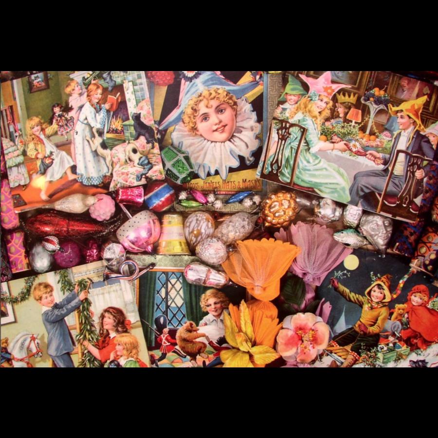 Christmas Festive Fun - puzzel van 1000 stukjes-2