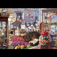 thumb-Antiquaire d'Abbey  - puzzle de 1000 pièces-2