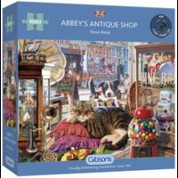 thumb-Abbey's Antiekwinkel- puzzel van 1000 stukjes-1