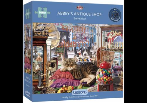Antiquaire d'Abbey  - 1000 pièces