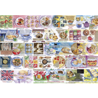 thumb-Pork Pies and Puddings - puzzle de 1000 pièces-2