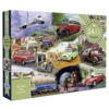 Gibsons Transport  - puzzel van 24 XXL stukjes