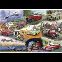 thumb-Transport  - puzzel van 24 XXL stukjes-2