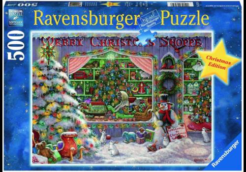 The Christmas Shop - 500 pieces