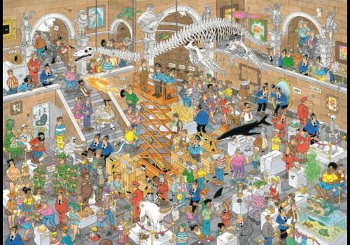 PRE-ORDER - Le Cabinet de curiosités - JvH - 3000 pièces