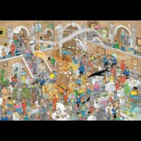 thumb-Een dagje naar het museum - JvH - 2 puzzels van 1000 stukjes-3