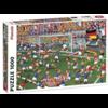 Piatnik Voetbal - Comic - puzzel van 1000 stukjes