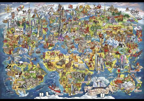 Wonderful World - 2000 pieces