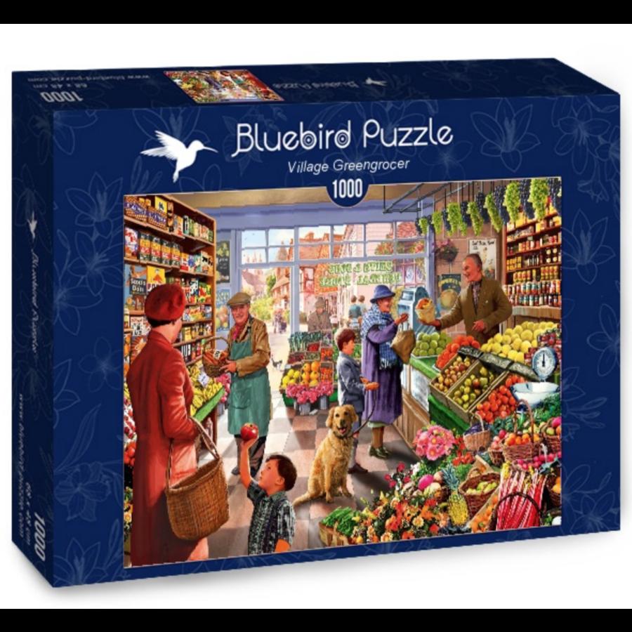 In de groentewinkel - puzzel van 1000 stukjes-2