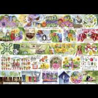 thumb-Alles voor de tuin - puzzel van 1000 stukjes-1