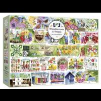 thumb-Alles voor de tuin - puzzel van 1000 stukjes-2