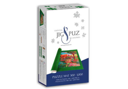 Jig and Puz Tapis de puzzle (jusqu'à 1000 pièces)