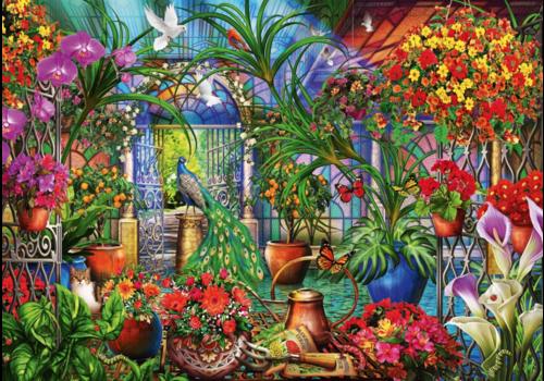 Tropische serre - 6000 stukjes