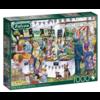 Falcon The Village Show  - puzzel van 1000 stukjes