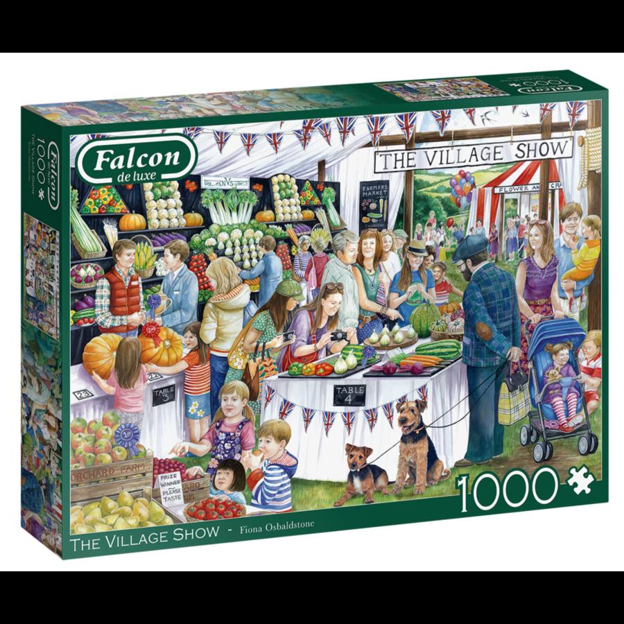 The Village Show  - puzzel van 1000 stukjes-1