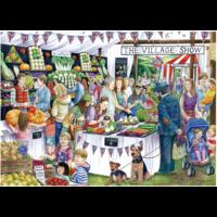 thumb-The Village Show  - puzzel van 1000 stukjes-2