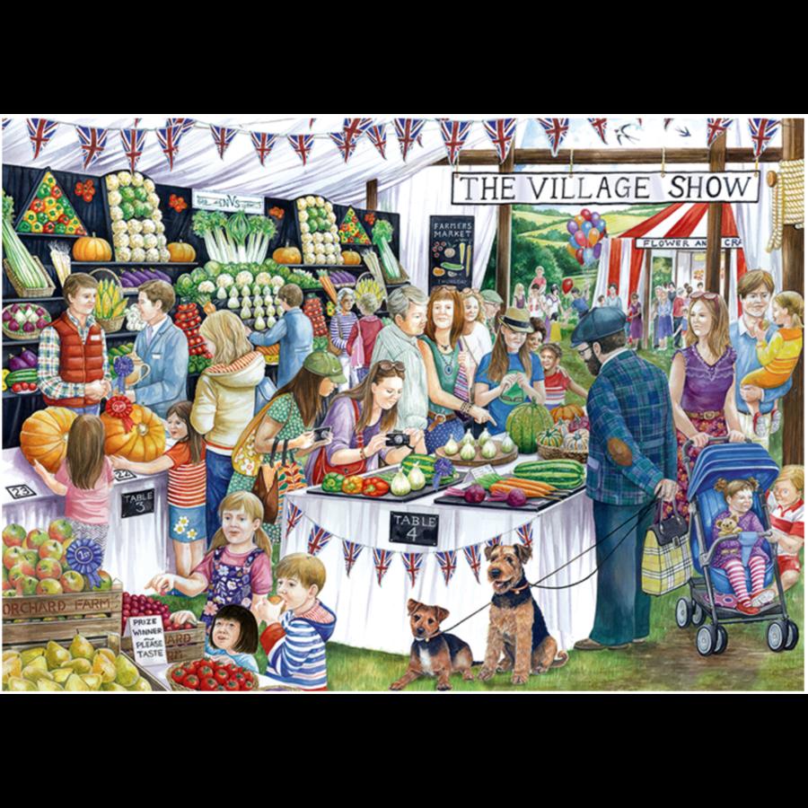 The Village Show  - puzzel van 1000 stukjes-2