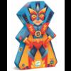 Djeco Laser Boy - puzzle of 36 pieces