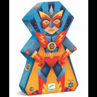 thumb-Laser Boy - puzzel van 36 stukjes-1