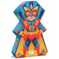 thumb-Laser Boy - puzzle of 36 pieces-1