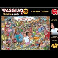 thumb-Wasgij Original 35 - Vlooienmarkt vondst! - 1000 stukjes-3