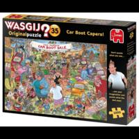 thumb-Wasgij Original 35 - Vlooienmarkt vondst! - 1000 stukjes-4