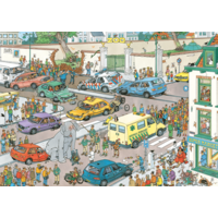thumb-Jumbo Goes Shopping - JvH - 1000 pieces-2