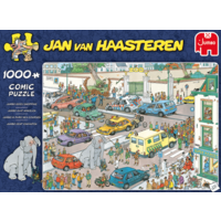 thumb-Jumbo Goes Shopping - JvH - 1000 stukjes-1