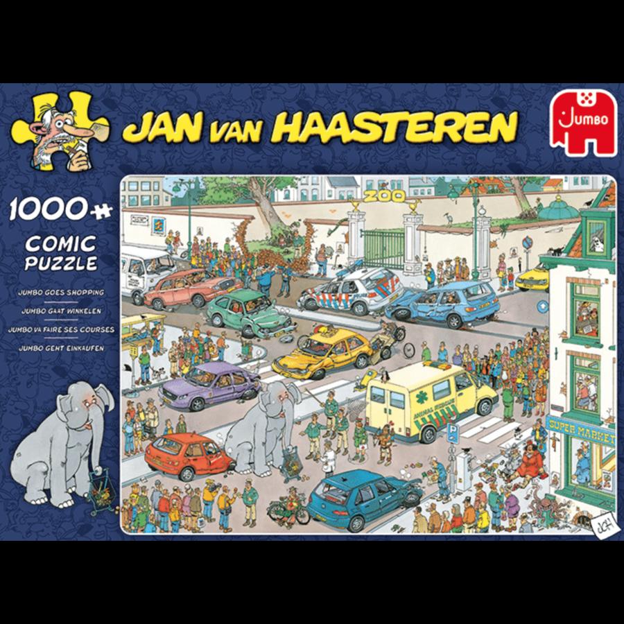 Jumbo Goes Shopping - JvH - 1000 stukjes-1