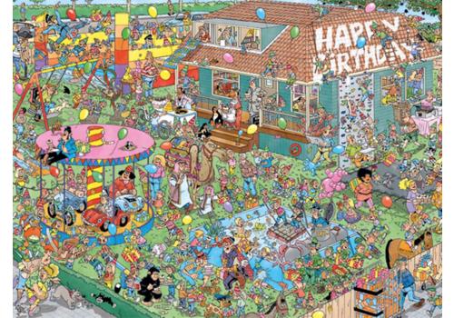Children's Birthday Party - JvH - 1000 pieces