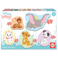 thumb-Baby Disney animals - 3, 4 and 5 pieces-1