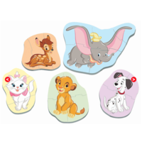 thumb-Baby Disney animals - 3, 4 and 5 pieces-2