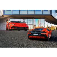 thumb-Lamborghini Huracan Evo - 108 stukjes-5