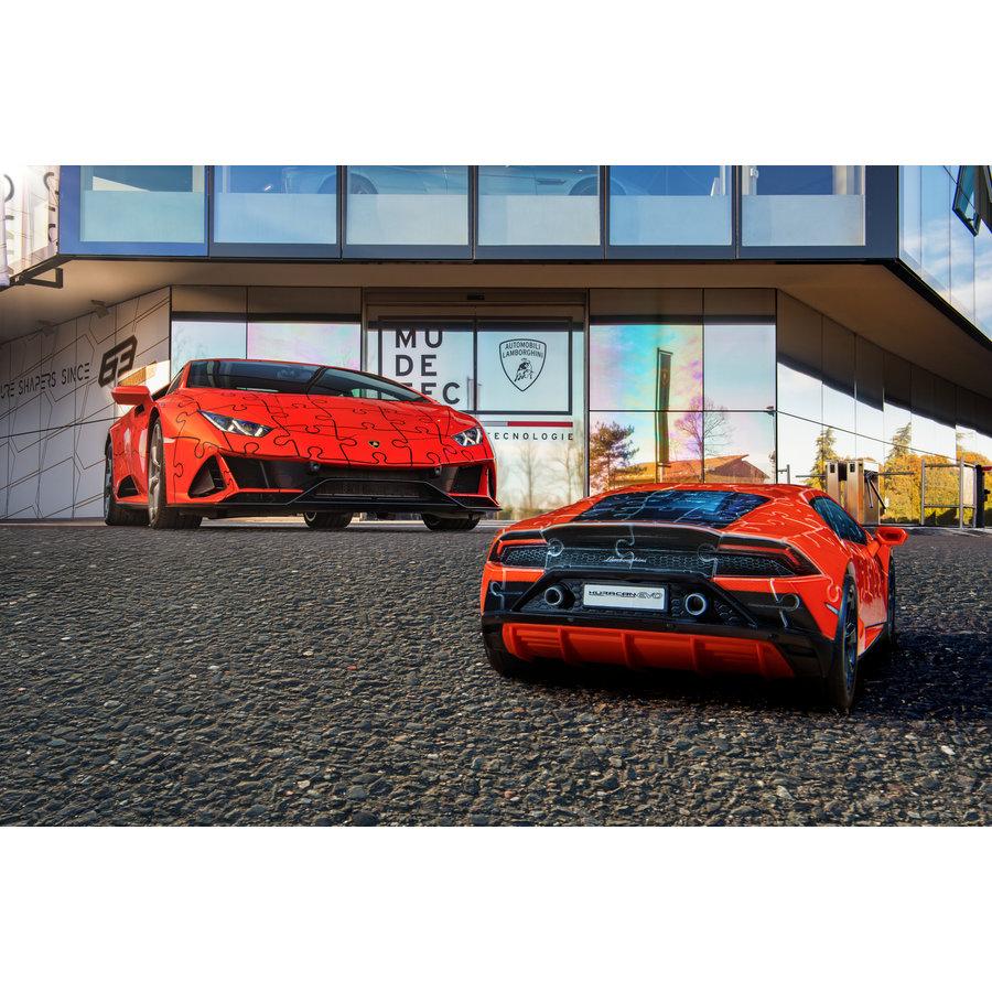 Lamborghini Huracan Evo - 108 stukjes-5