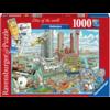 Ravensburger Rotterdam - Fleroux -  1000 pièces
