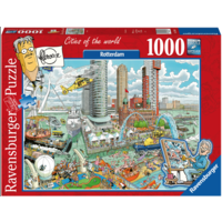 thumb-Rotterdam - Fleroux -  1000 pièces-1