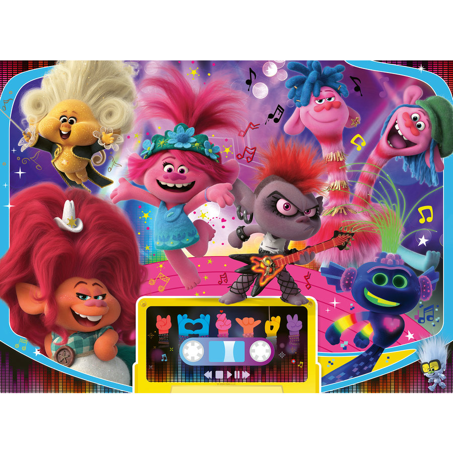 Trolls - puzzle of 150 pieces-2