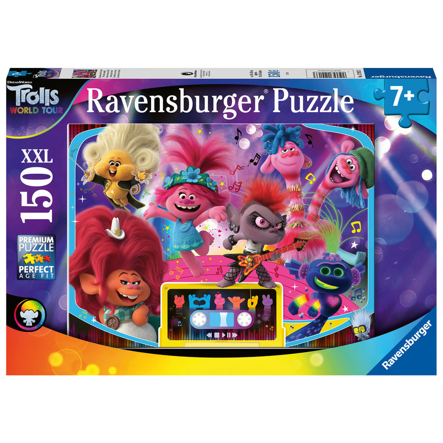 Trolls - puzzle of 150 pieces-1