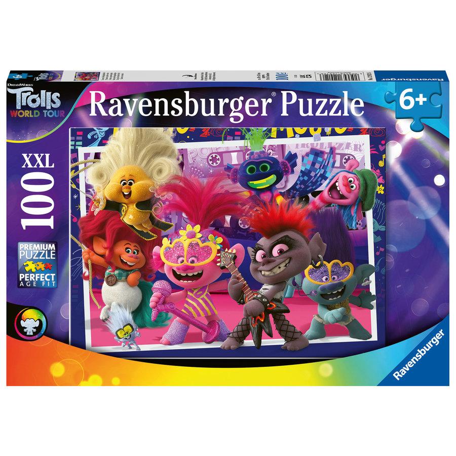 Trolls - puzzel van 100 stukjes-1