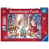 Ravensburger Kerstmis in het bos - puzzel van 100 stukjes