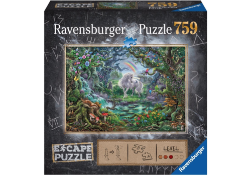 Ravensburger Escape Puzzle 9 : La Licorne - 759 pièces