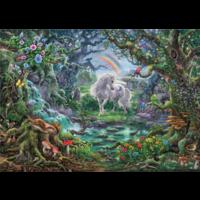 thumb-Escape Puzzle 9: The Unicorn  - 759 pieces-2