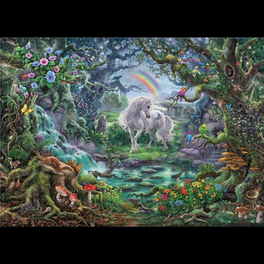Escape Puzzel 9: De eenhoorn - 759 stukjes-2
