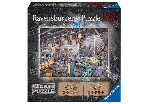 Ravensburger Escape Puzzle: l'usine à jouets - 368 pièces