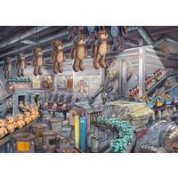 thumb-Escape Puzzle: l'usine à jouets - 368 pièces-2