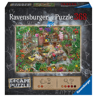 thumb-Escape Puzzle 9: The Toy Factory - 368 pieces-1